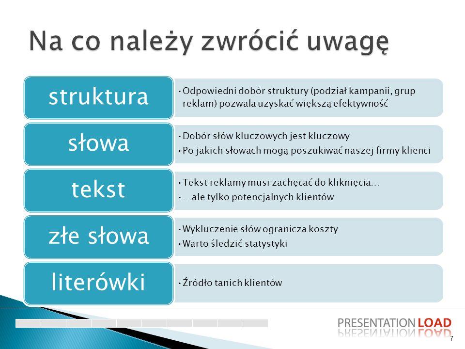 Ciekawostki – historie sukcesu Wzrost liczby klientów o 20% Wakacje.pl Wzrost sprzedaży o ponad 700%.