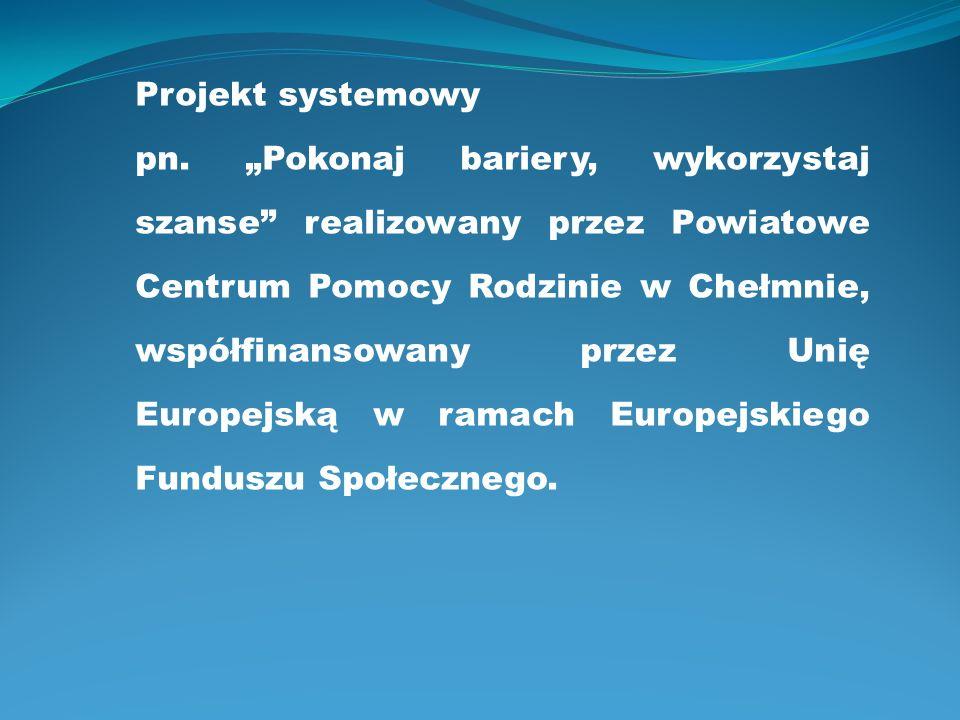 Projekt systemowy pn.