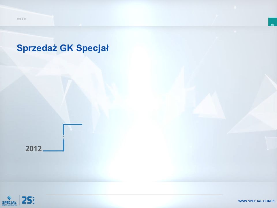 SLAJD 11 WWW.SPECJAL.COM.PL Sprzedaż GK Specjał