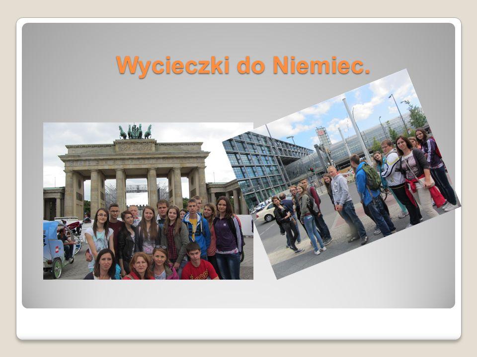 Wycieczki do Niemiec.