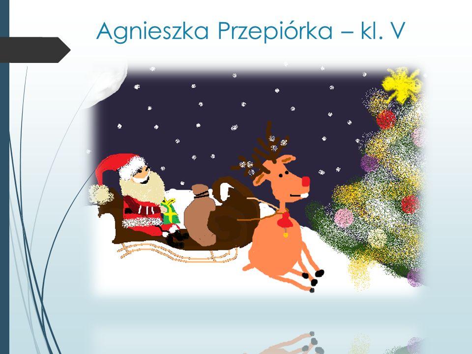 Agnieszka Przepiórka – kl. V