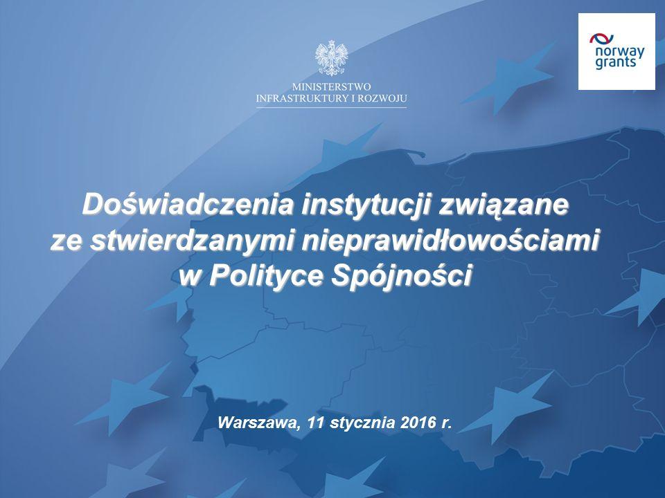 Rozporządzenie Parlamentu Europejskiego i Rady (UE) nr 1303/2013: Art.