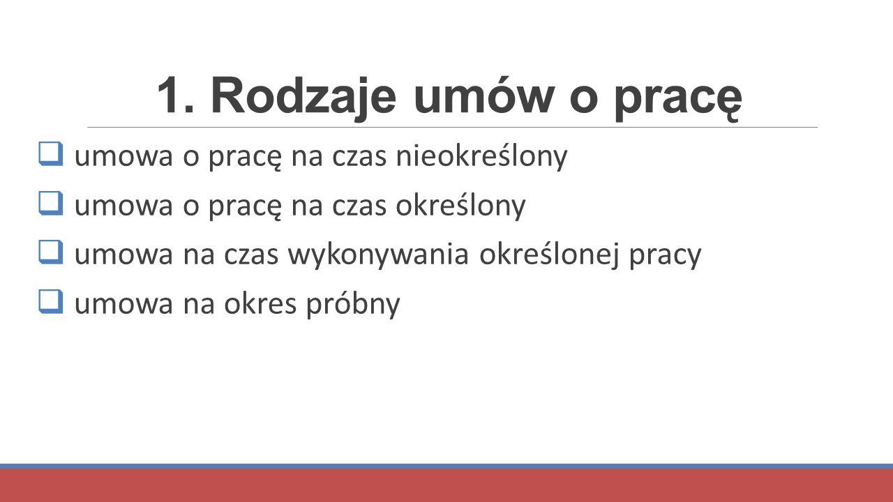 8.Podstawowe obowiązki pracodawcy wynikające ze stosunku pracy c.d.