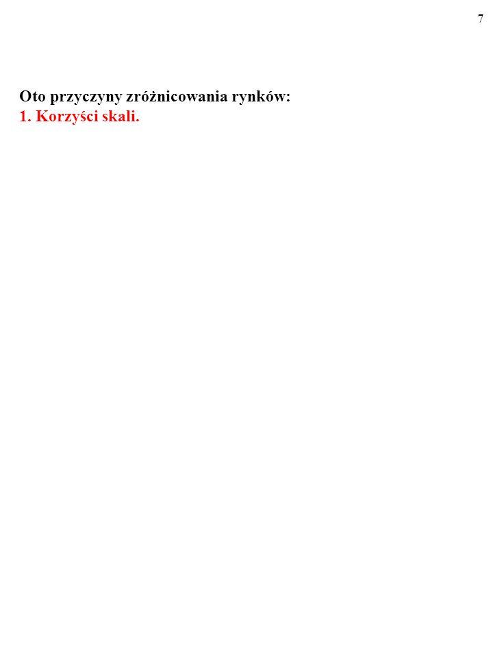 97 Oligopol i dylemat więźnia DużaMała Duża (a) 3,5 3,5 (b) 5 3 Mała (c) 3 5 (d) 4 4 Produkcja firmy B Produkcja firmy A