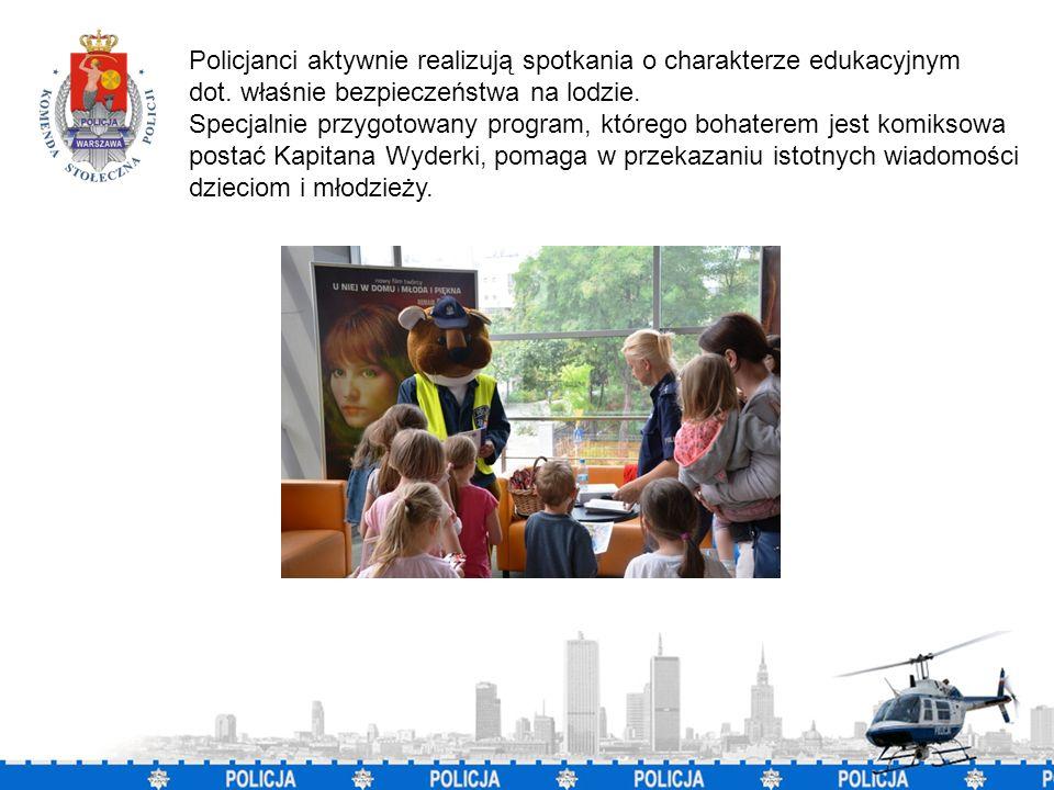 3 Policjanci aktywnie realizują spotkania o charakterze edukacyjnym dot.