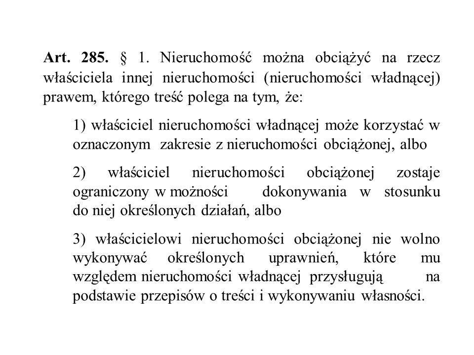 Art.285. § 1.