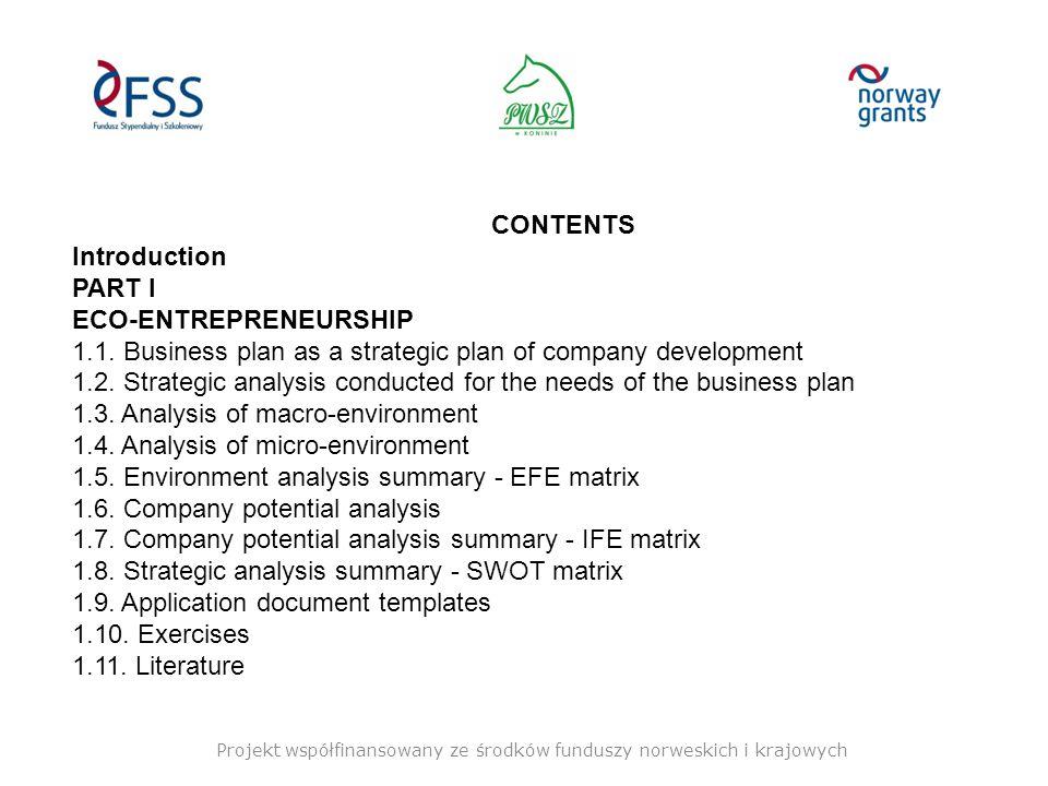 Projekt współfinansowany ze środków funduszy norweskich i krajowych PART II SOFT SKILLS AND COMMUNICATION 2.1.