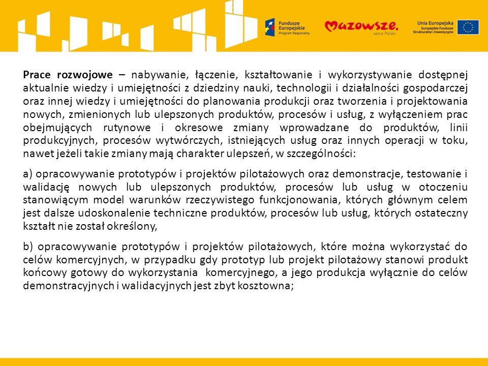 Dziękuję za uwagę Klaudiusz Ostrowski Wydział Informacji i Szkoleń Beneficjentów Mazowiecka Jednostka Wdrażania Programów Unijnych Poziom Sumarycznego Wskaźnika Innowacyjności dla Polski jest niższy niż przeciętna dla wszystkich państw UE.