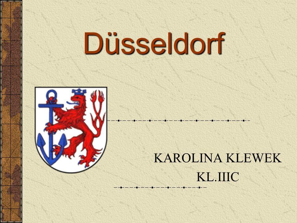 Düsseldorf KAROLINA KLEWEK KL.IIIC
