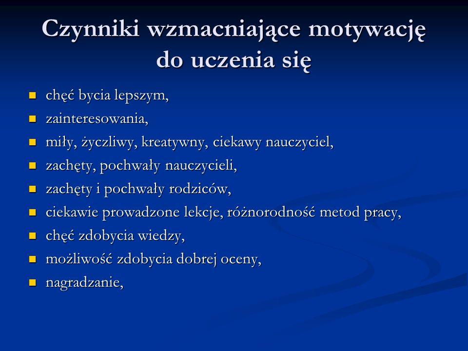 Przykłady rozmów z dzieckiem Jak chwalić.Dziecko: Skończyłem prezentację na język polski.