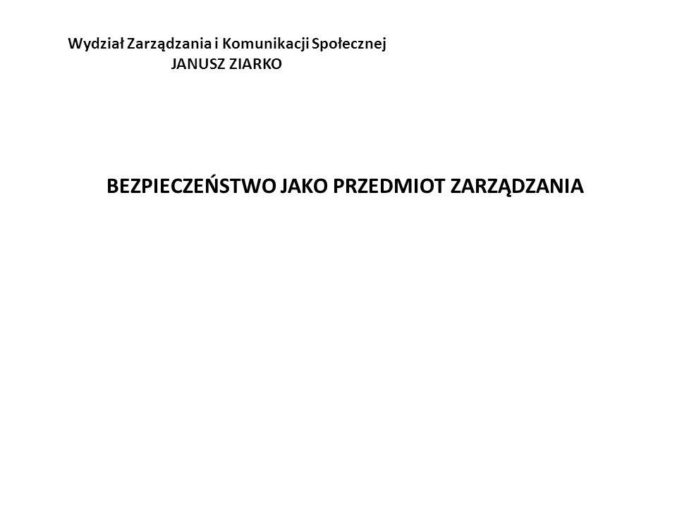 KARTA PRZEDMIOTU SYLLABUS