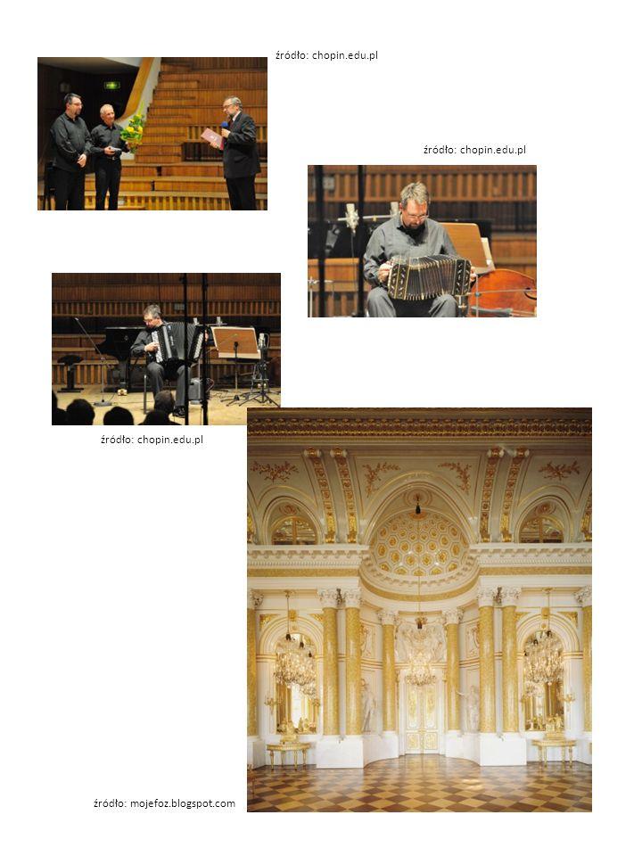 źródło: chopin.edu.pl źródło: mojefoz.blogspot.com