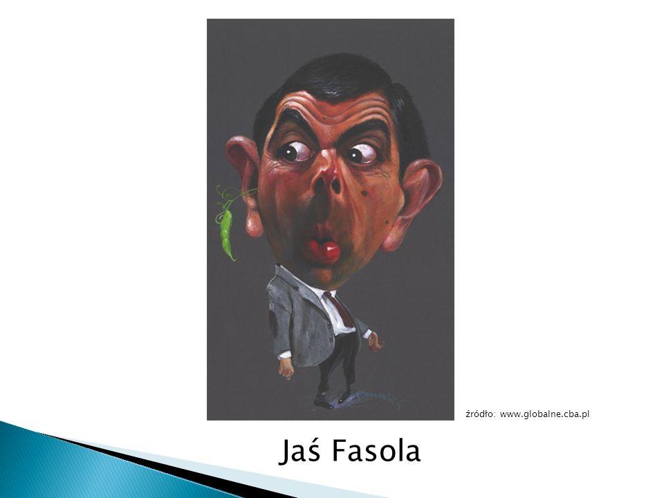 Jaś Fasola źródło: www.globalne.cba.pl