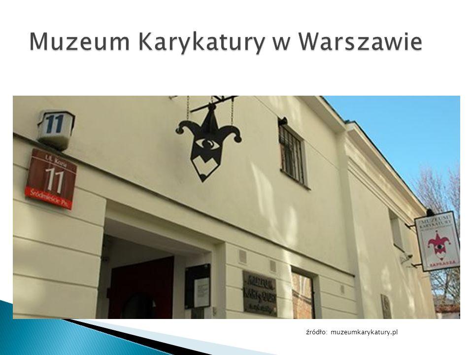 źródło: muzeumkarykatury.pl