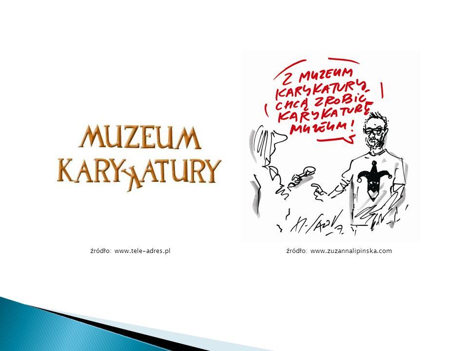 źródło: www.zuzannalipinska.comźródło: www.tele-adres.pl
