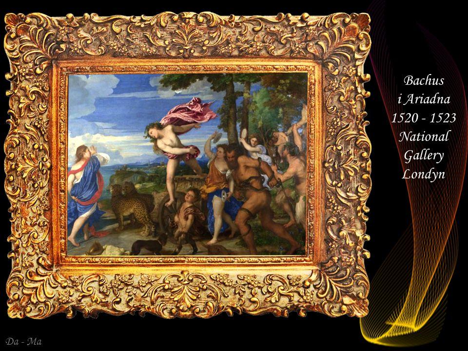 Da - Ma Święto Wenus 1516 – 1518 Prado Madryt