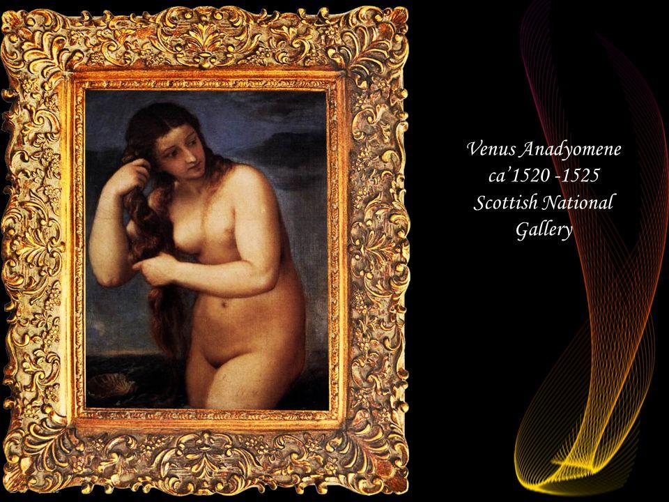Da - Ma Bachus i Ariadna 1520 - 1523 National Gallery Londyn