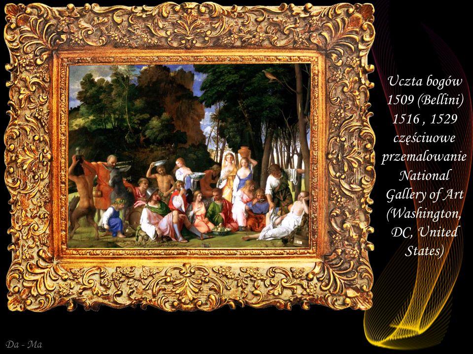Da - Ma Bachanalia 1523 – 1524 prywatna kolekcja