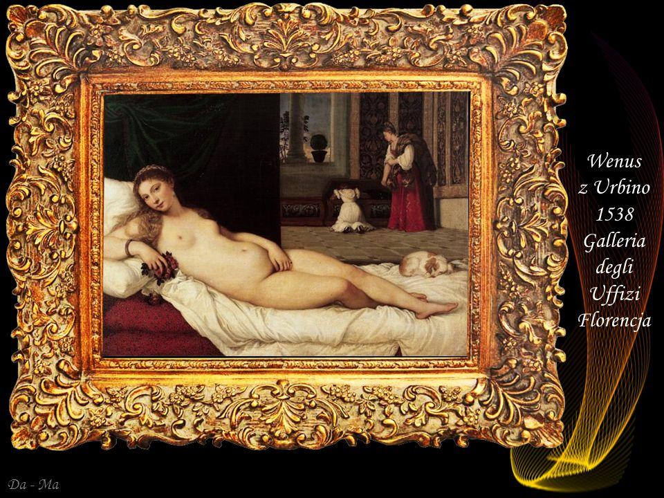 Da - Ma Alegoria 1532 Louvre Paryż