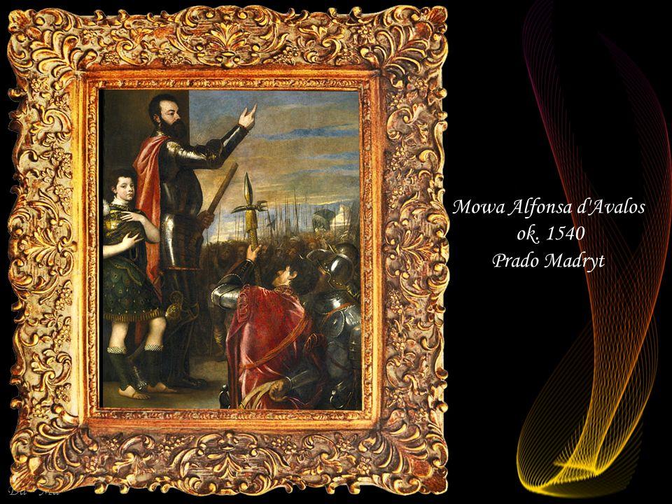 Da - Ma Wenus z Urbino 1538 Galleria degli Uffizi Florencja