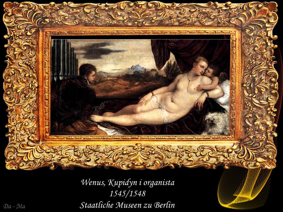 Da - Ma Danae - 1545/1546 - Museo e Gallerie Nazionali di Capodimonte
