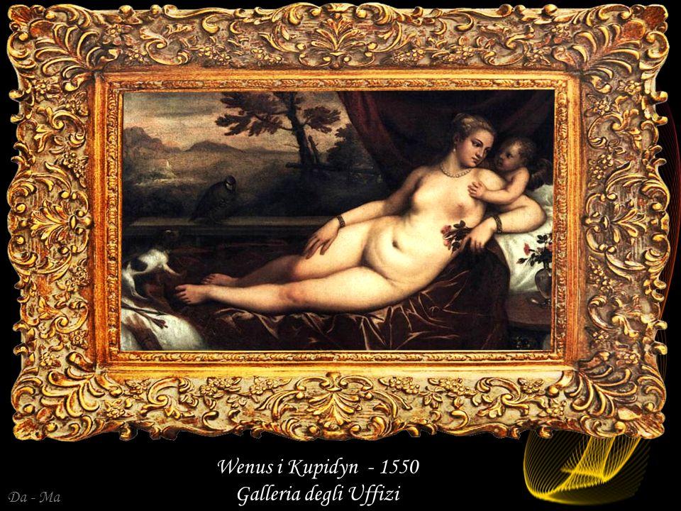 Da - Ma Syzyf 1548/1549 Prado Madryt