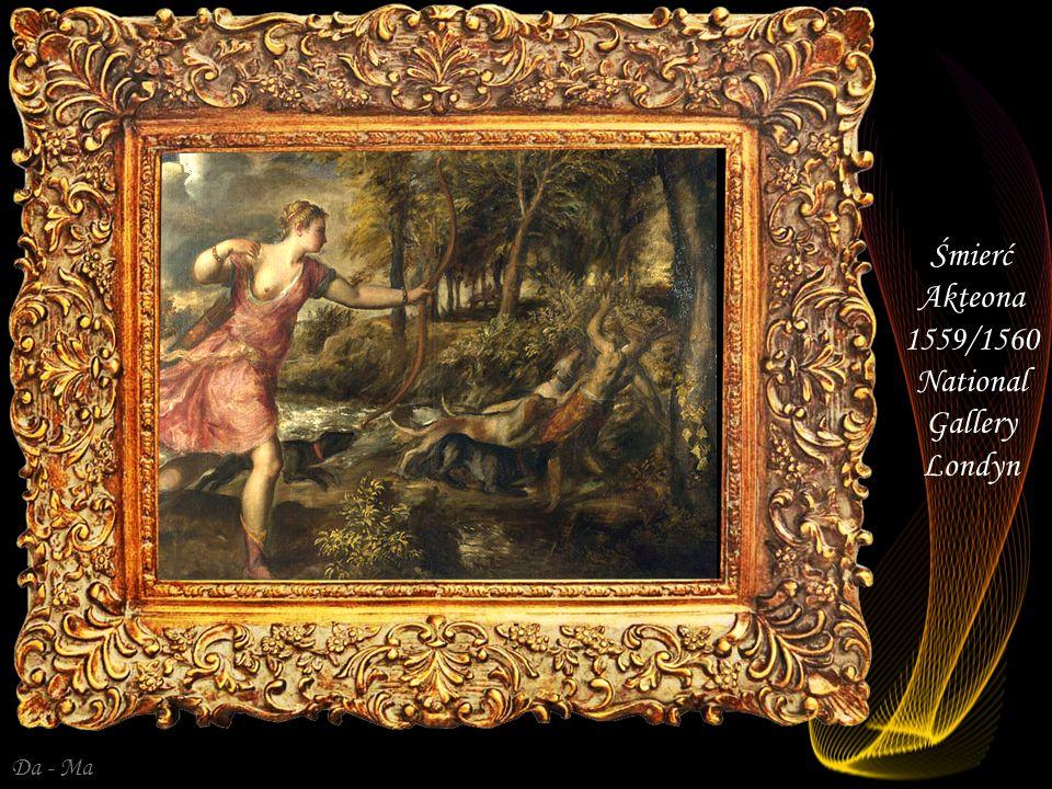 Da - Ma Wenus i lutnista 1560 Metropo -litan Museum of Art