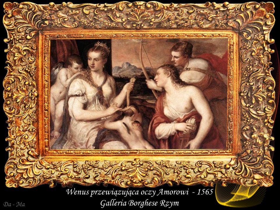 Da - Ma Porwanie Europy 1559/1562 Isabella Stewart Gardner Museum Boston