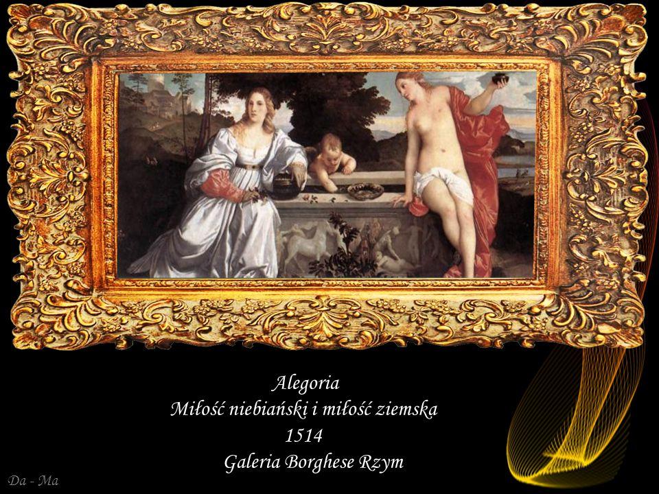 Da - Ma Scenka rodzajowa – Koncert wiejski 1511 Louvre