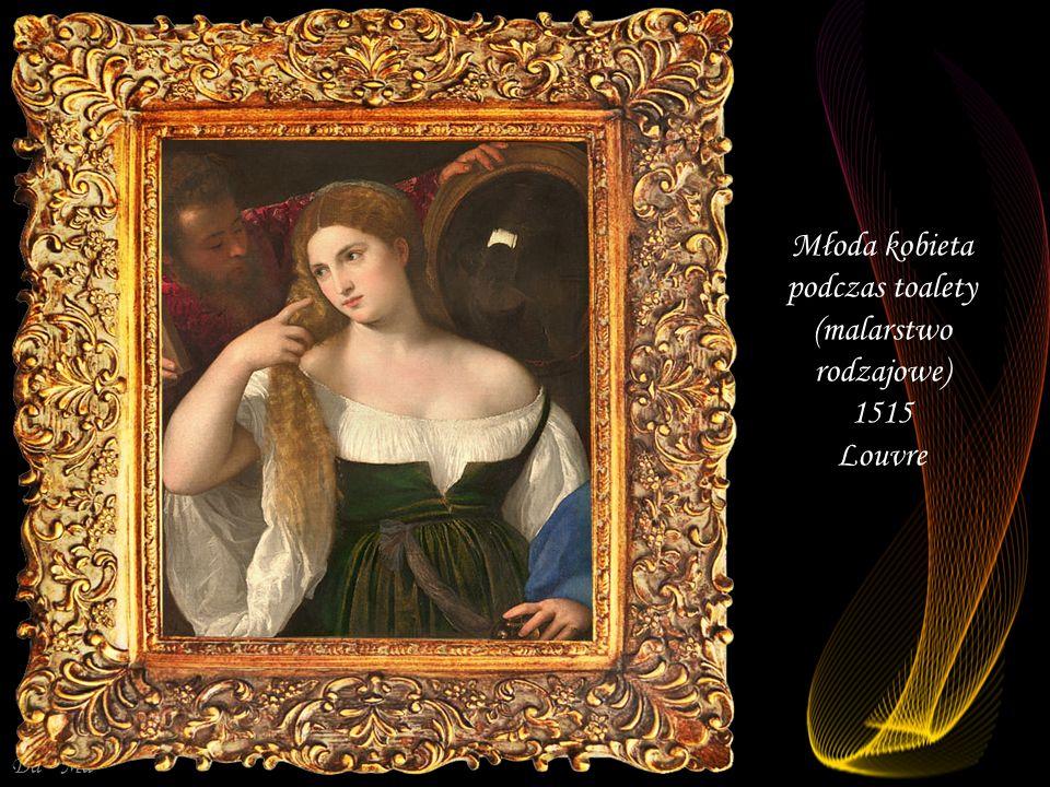 Da - Ma Flora 1515 Galleria degli Uffizi Florencja