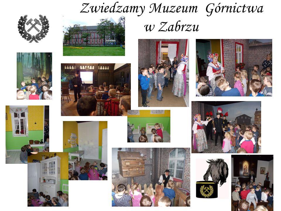 Zwiedzamy Muzeum Górnictwa w Zabrzu
