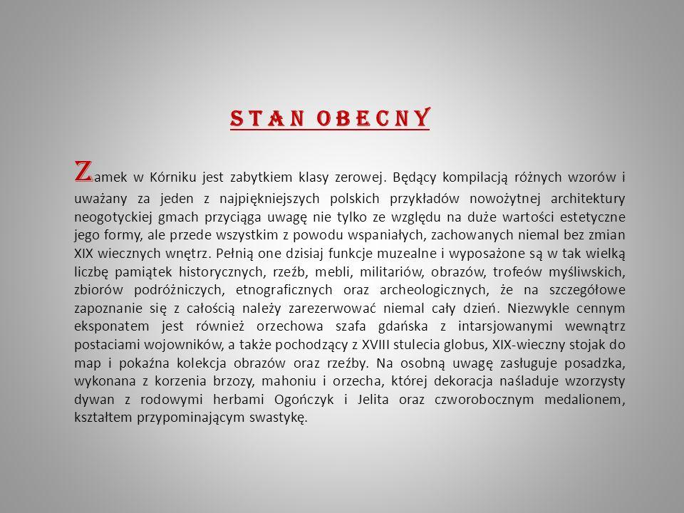 POKÓJ WŁADYSLAWA ZAMOJSKIEGO źródło: www.zamkipolskie.com