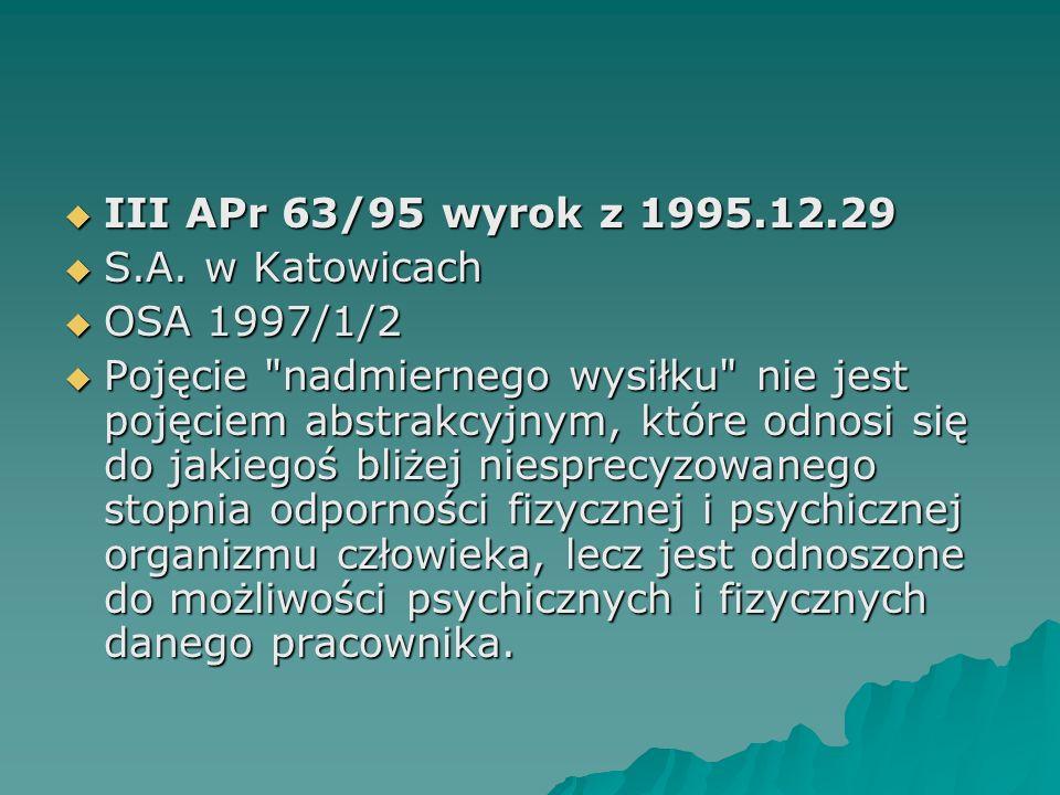  III APr 63/95 wyrok z 1995.12.29  S.A. w Katowicach  OSA 1997/1/2  Pojęcie