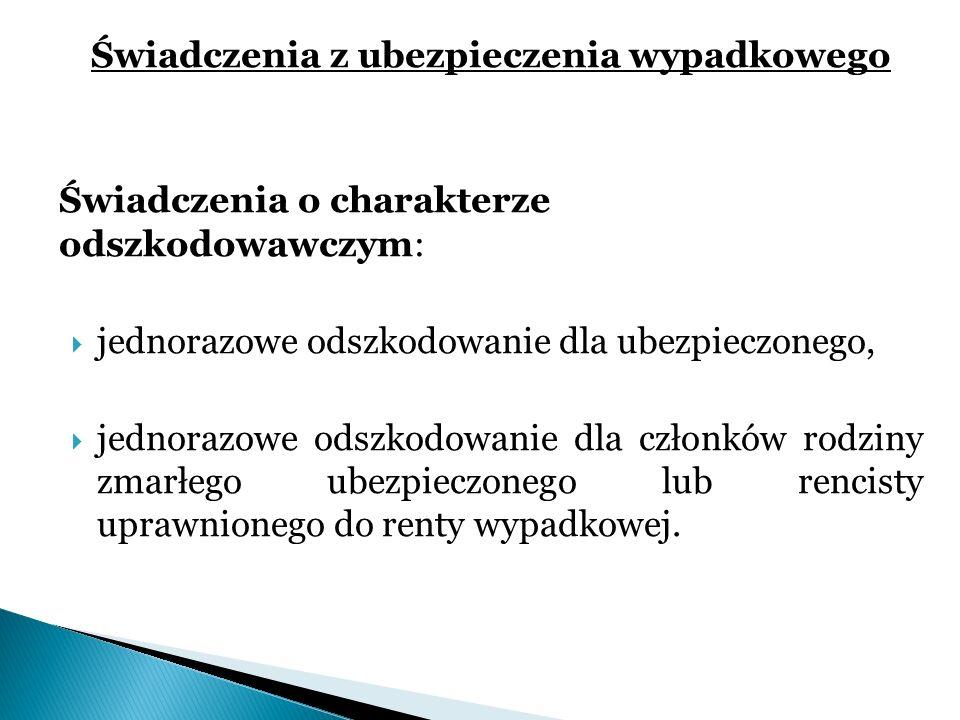 Wykaz chorób zawodowych  zawarty jest w załączniku do rozporządzenia Rady Ministrów z dnia 30 czerwca 2009 r.