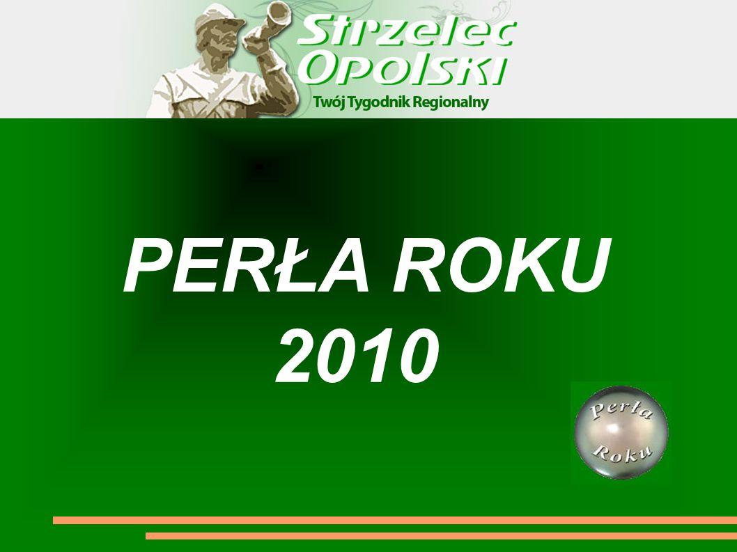Nominowane do tytułu PERŁA ROKU 2010