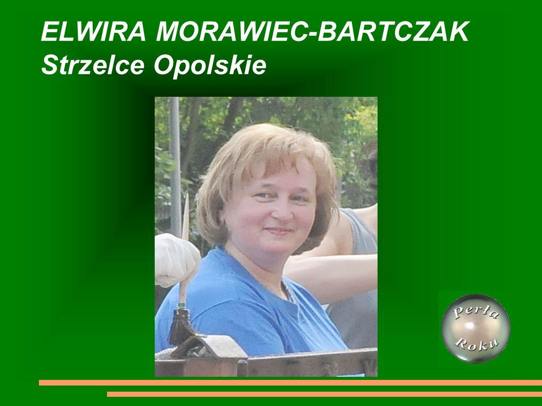 ELWIRA MORAWIEC-BARTCZAK Strzelce Opolskie