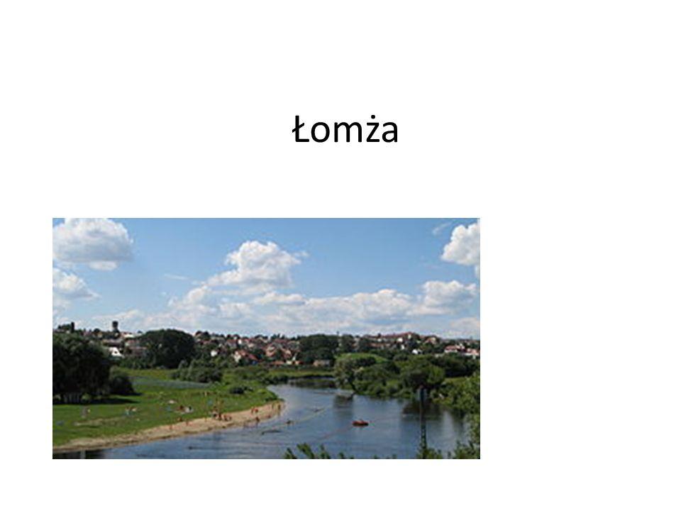 Położenie Łomża to miasto w północno-wschodniej Polsce, w województwie podlaskim nad Narwią. Łomża