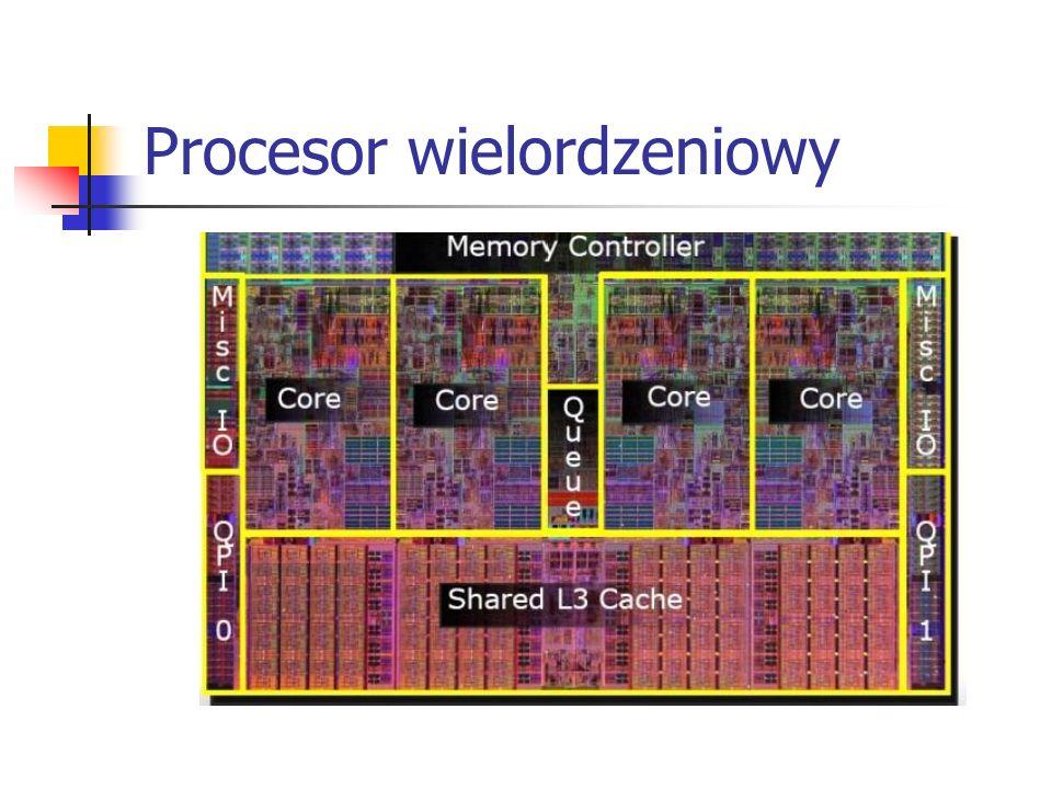 Procesor wielordzeniowy
