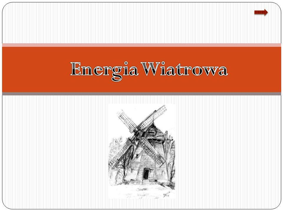 Współczesne elektrownie wiatrowe są zautomatyzowane.