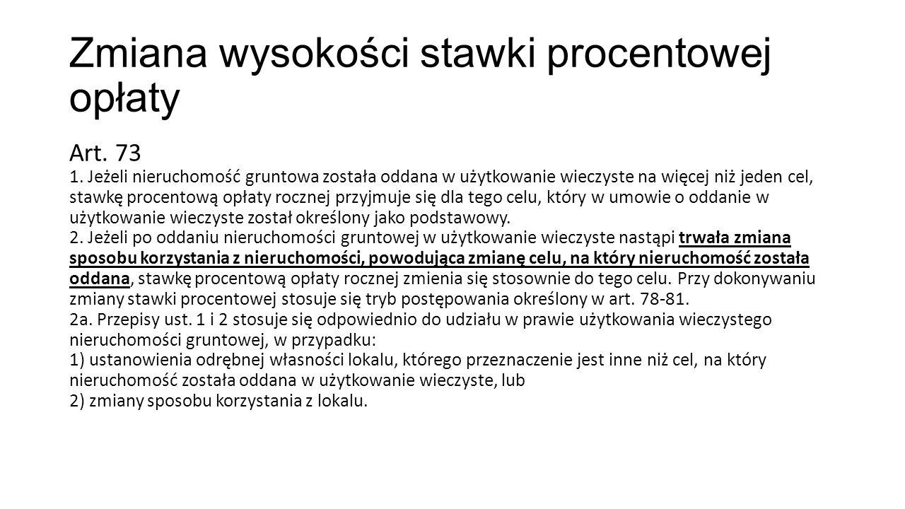 Skutek niezachowania terminu do wniesienia odwołania II SA/Sz 889/08 - wyrok WSA Szczecin z dnia 11-02-2009 Oddalenie wniosku o ustalenie innej wysokości opłaty z tytułu wieczystego użytkowania nieruchomości gruntowej Skoro strona złożyła wniosek do samorządowego kolegium odwoławczego o ustalenie, że aktualizacja opłaty jest nieuzasadniona lub uzasadniona w innej wysokości z uchybieniem terminu przewidzianego przepisem art.