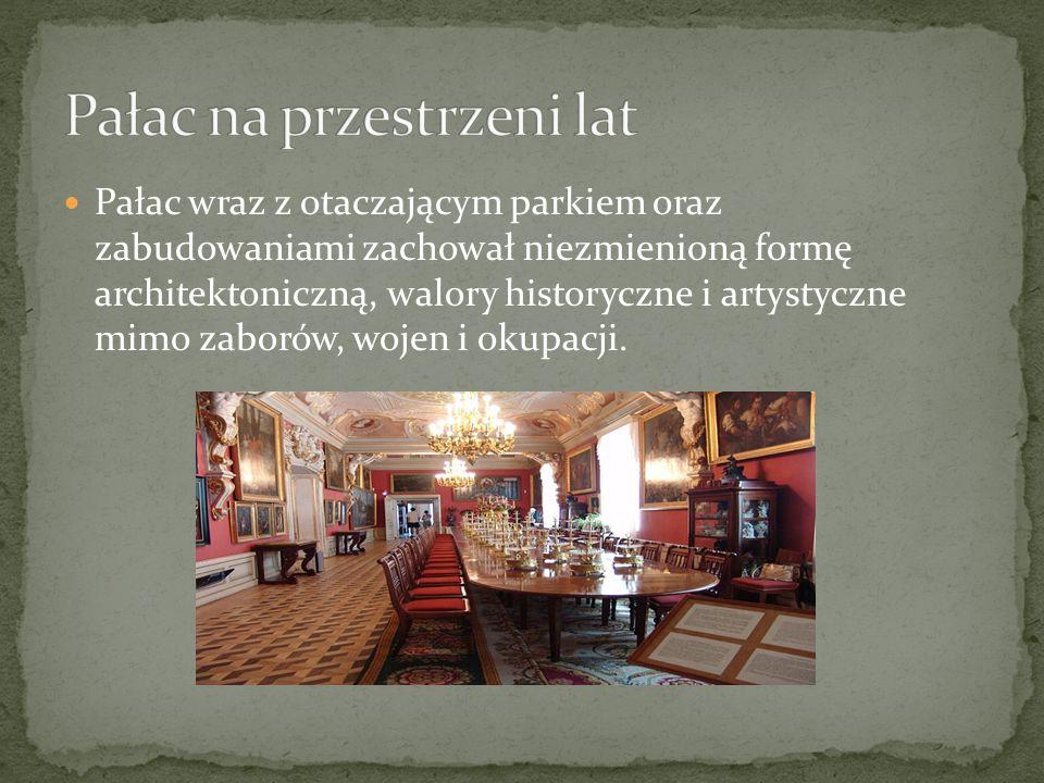 Zespół pałacowo-parkowy w Wilanowie jest również miejscem wydarzeń kulturalnych, koncertów i spotkań.