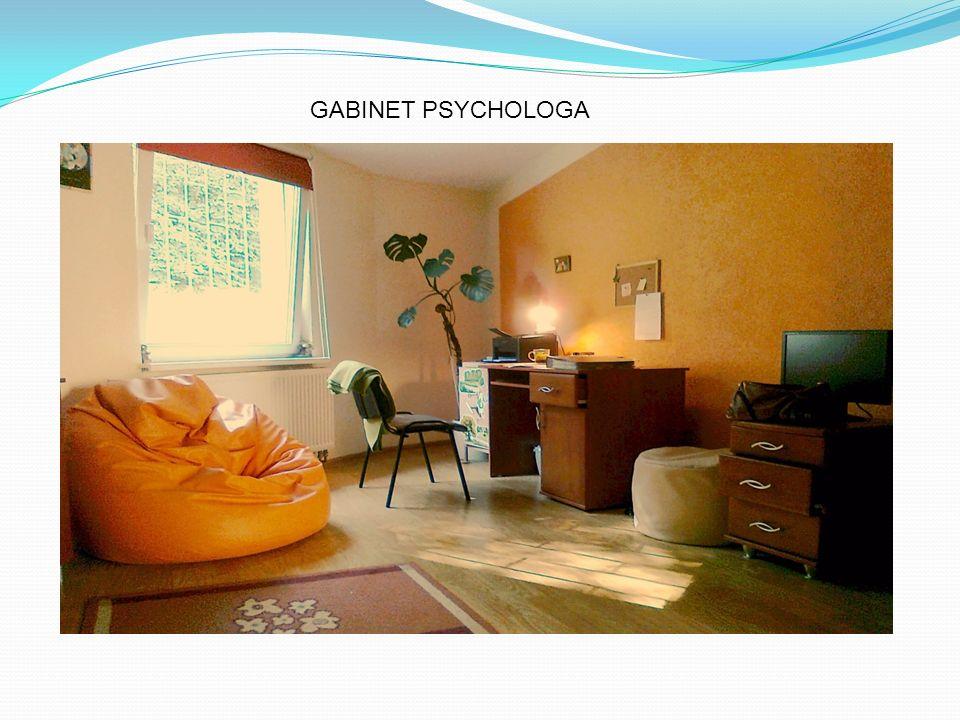 GABINET PSYCHOLOGA