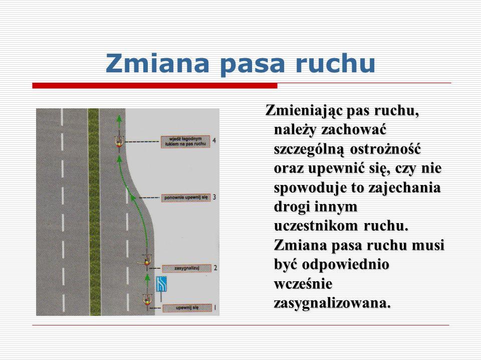  na drogę z pola, na drogę twardą z drogi gruntowej, na jezdnię z pobocza, z chodnika lub z pasa ruchu dla pojazdów powolnych