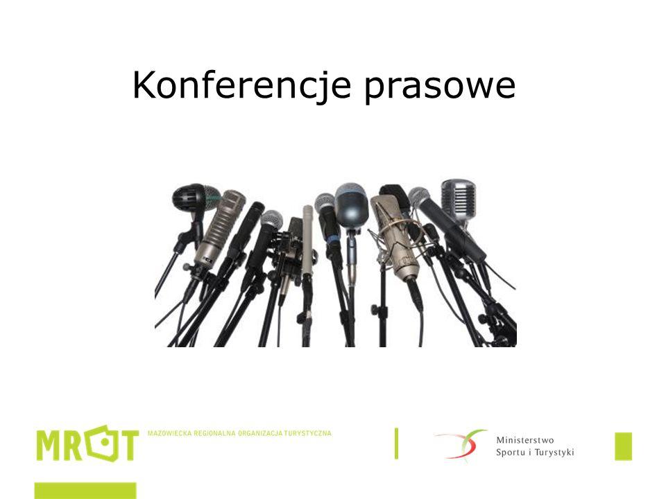 Konferencje prasowe