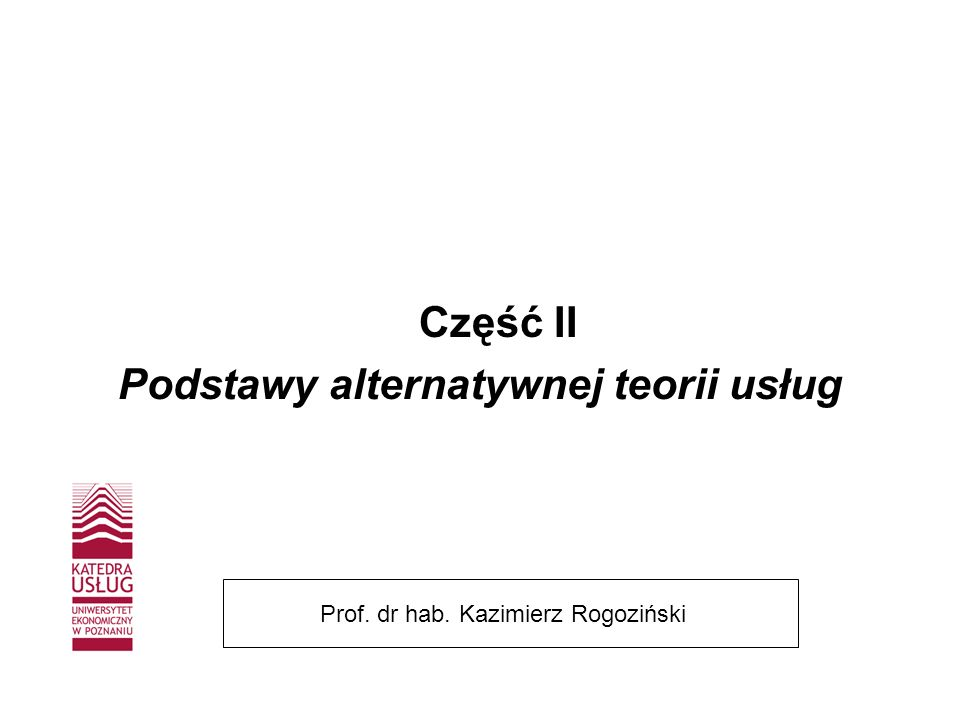 7. W poszukiwaniu 'punktu oparcia' i naukowej inspiracji. Prof. dr hab. Kazimierz Rogoziński