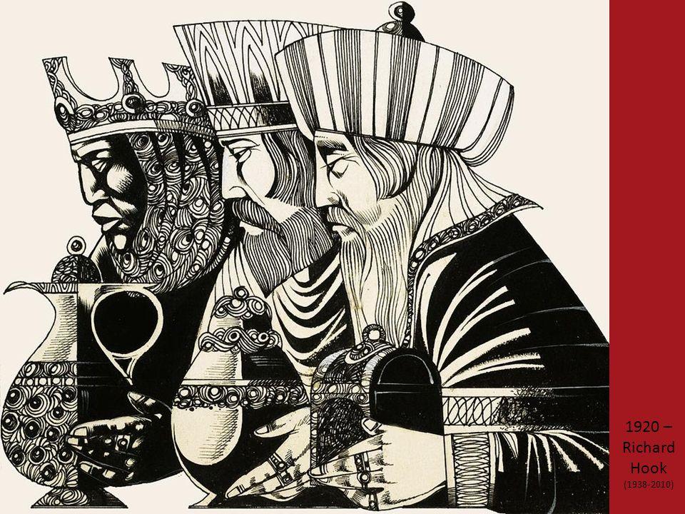 1920 – Richard Hook (1938-2010)