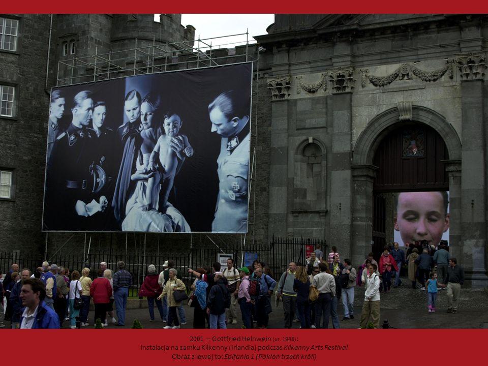 2001 – Gottfried Helnwein (ur.