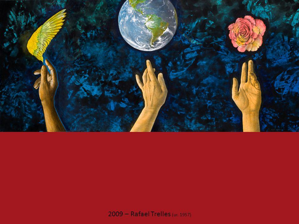 2009 – Rafael Trelles (ur. 1957)