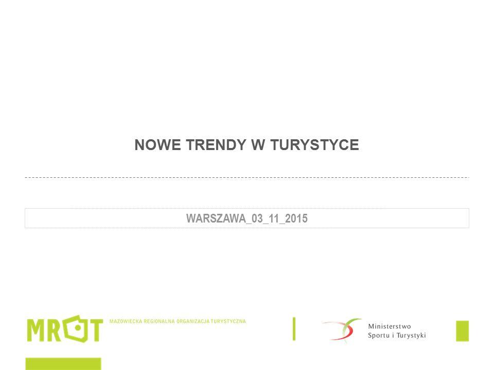 NOWE TRENDY W TURYSTYCE WARSZAWA_03_11_2015