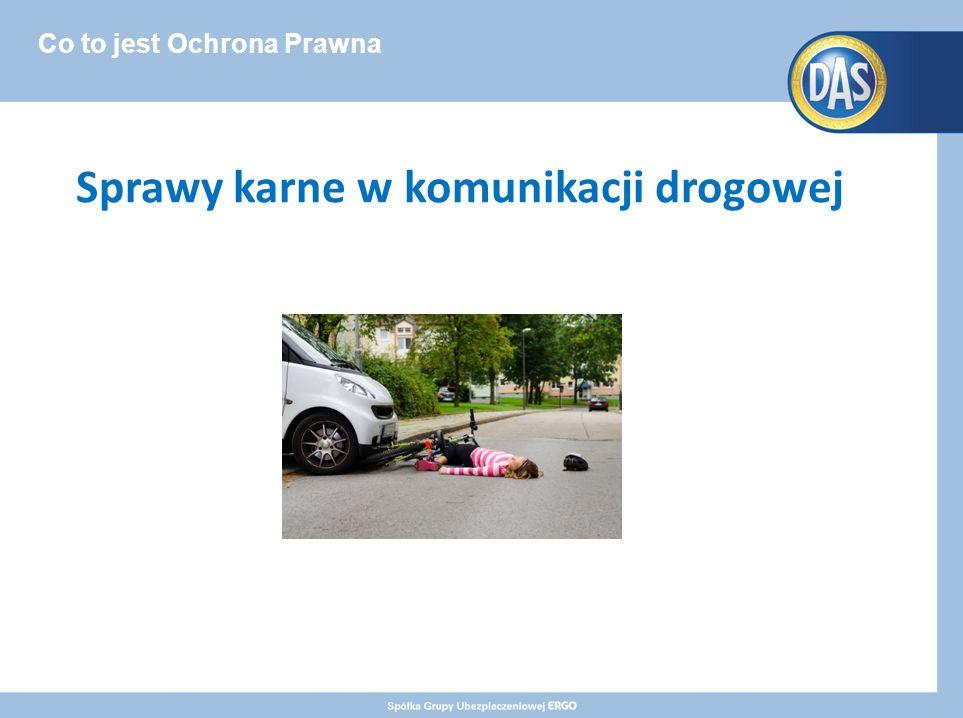 Co to jest Ochrona Prawna Sprawy karne w komunikacji drogowej